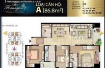 Cần bán gấp căn hộ cao cấp Flemington, đường Lê Đại Hành, Q11, giá 3,5 tỷ, nội thất cao cấp
