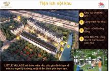 Mở bán nhà phố vườn trong khu biệt lập đường Phạm Văn Đồng, thanh toán tiến độ, vay 70%