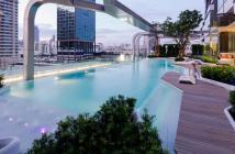 Sức hấp dẫn của căn hộ cao cấp ngay trung tâm SG