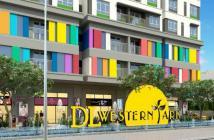 Mở bán dự án căn hộ Western Park mặt tiền Lý Chiêu Hoàng, quận Bình Tân chỉ 900tr/căn