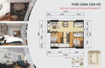 Bán căn 2 ngủ 2205B chung cư Gemek Premium