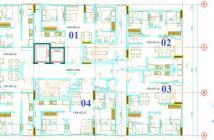 Căn hộ đường Hậu Giang Quận 6, kèm nội thất, 2 phòng ngủ, LH: 0967087089