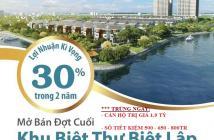 Cam kết lợi nhuận 30% khi đầu tư Nhà phố/Biệt thự Jamona Golden Silk Q7. Vị trí đẹp nhất Q7 Giá bảo mật