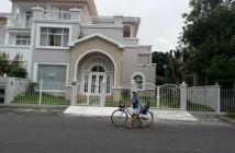 PHÚ MỸ HƯNG Q7 Cho thuê biệt thự  ĐT 300m3 có 5PN nội thất Châu Âu giá 39 triệu/tháng. Call ;0918889565