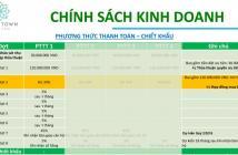Căn hộ tiêu chuẩn Leed đầu tiên tại Bình Tân, chỉ từ 16.5tr/m2, 70% NH cho vay không CM thu nhập