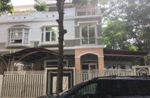 Đi nước ngoài, bán biệt thự căn góc Mỹ Giang 2B, Phú Mỹ Hưng, DT 195m2