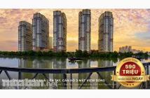 Bán căn hộ Q7 gần Phú Mĩ Hưng 1.2 tỷ dọn vào ở ngay view sông