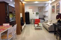 Nhà mới xây HXH 6m Phan Văn Trị, Q. Bình Thạnh, 5x10, nhà 3 tầng, giá 5.2 tỷ