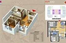 (0934542259) cần bán căn hộ 65m2 chung cư 75 Tam Trinh, SĐCC giá 25tr/m2, full nội thất.