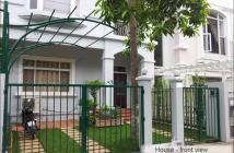 Cho thuê biệt thự Mỹ Phú, DT 7x20m trệt 2 lầu, giá 29 triệu/ tháng.