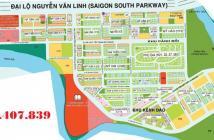 Đất nền nhà phố Nam Long, Phú Mỹ Hưng, MT Hà Huy Tập, DT 7x18m, 16 tỷ, 0918.407.839 Hưng.