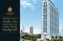 Bán căn hộ Grand Riverside MT Bến Vân Đồn, chỉ TT 30% + CK 2% + tặng gói hỗ trợ lãi suất 0%