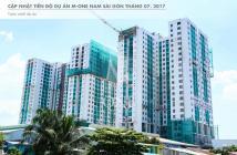Bán CHCC quận 7, M-One Tân Kiểng khu Nam SG, giá 1,5 tỷ, CK 5% hotline PKD: 0938 322 336