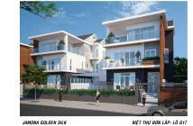 Bán nền biệt thự, nhà phố liên kế Jamona Golden Silk quận 7, LH 0933.549.979