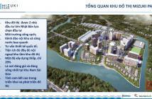 Căn hộ Nhật đầu tư cùng với Nam Long, giá chỉ 21tr/m2