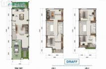 Chỉ từ 2,1 tỷ diện tích 5*15m - Nhà phố Khang Điền Bình Chánh 1 trệt, 2 lầu, nhận giữ chỗ