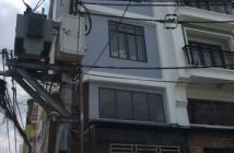 Nhà 4 tầng góc 2 mặt HXH Phan Văn Trị, Q. Bình Thạnh, 4.5x12, giá 5.2 tỷ