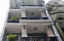 Bán nhà Hoàng Hoa Thám, 55m2, 4 tầng, 4PN, HXH, chỉ 4.5 tỷ.