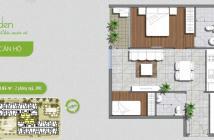 Cần tiền bán gấp căn hộ An Gia, Tân Phú 60m2, 2PN, 2WC giá 1.5 tỷ, miễn trung gian, còn mới 100%