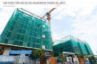 Millennium ngay Bến Vân Đồn, Q4, 4.3 tỷ/2PN hoàn thiện nội thất, CK tới 10.5%. LH 0903.112.496