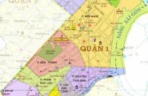 Bán nhà Trần Hưng Đạo, Quận 1, P. Cô Giang, 92m2, trệt, lửng. Giá 4,25 tỷ, TL lh 0934070077