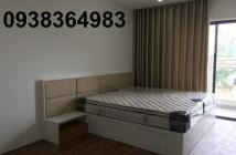 Cho thuê căn hộ1phòng ngủ,The Everrich Infinity Q5, 40m2,liền kề Quận 1
