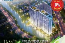 Lựa chọn ngay căn hộ tại Block B dự án Jamila – Khang Điền, đẹp nhất, ưu đãi nhiều nhất đến nay