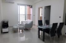 Cho thuê gấp căn hộ Hoàng Anh An Tiến, 3PN, có máy lạnh, rèm cửa, máy NN, giá 10tr, LH 0911422209