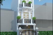 Bán nhà mặt tiện Thạnh Xuân 25 quận 12 đúc 3,5 tấm có sân thượng. 0908714902 An.
