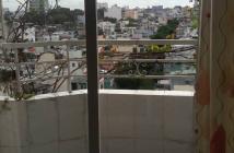 Bán CH Phan Văn Trị, Q. 5, DT 75m2, 2PN, 2.15 tỷ, nhà rộng thoáng mát, lầu cao, view đẹp, 2 balcon