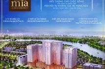Bán căn hộ view sông Sài Gòn Mia 2 tỷ/căn 2PN, CK 5%, nội thất cao cấp, trả chậm 2 năm 0% LS