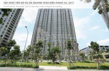 Căn hộ sắp mở bán Masteri An Phú Q2 kèm tiến độ xây dựng đã tới tầng 20 LH 0909891900