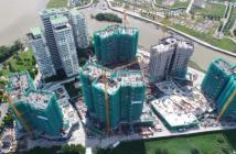 Sang nhượng căn hộ 1 phòng ngủ Đảo Kim Cương, căn B-17.04, giá 2.57 tỷ đã VAT, view hồ bơi resort