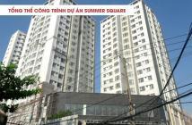 Bán căn hộ ngay trung tâm Q. 6, giao nhà T12/2017