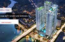 Dự án chung cư cao cấp Sunwah Pearl mặt tiền sông Sài Gòn, Quân Bình Thạnh