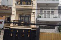 Nhà 3 tầng mới đẹp mặt tiền Nguyễn Cửu Vân, P.17, 4x21, giá 12.5 tỷ