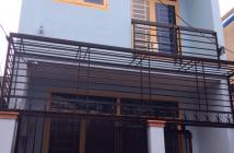 Bán nhà mới Liên ấp 2-6, ấp 6C, Vĩnh Lộc A, 1 trệt, 1 lầu 4x12m, nhà mới xây, khu dân cư hiện hữu