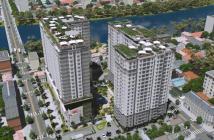 Cần bán gấp căn hộ Sài Gòn Res Plaza, 2PN, tầng 8 giá 1,65 tỷ