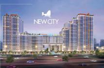 Chính thức mở bán căn hộ NEW CITY THỦ THIÊM Q.2, liền kề trung tâm Q.1, đối diện khu đô thị SALA, giá bán chỉ 38tr/m2, nhận nhà ng...