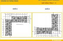 Bán căn hộ 20 suất nội bộ Tara Residence, Quận 8, Hồ Chí Minh, diện tích 56m2, giá 1.15 tỷ