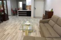 Cần bán căn hộ Hùng Vương Plaza, góc Hồng Bàng – Lý Thường Kiệt, Q5, DT 128.5m2, 3 phòng ngủ, 3 WC, nhà đầy đủ nội thất cao cấp, v...