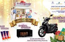 11.11 chính thức mở bán căn hộ biển OCeean Gate Nha Trang, quà tặng đến 300 triệu