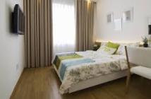 Cần bán căn hộ 60 m2 nội thất hoàn thiện 2PN, 2WC, ngay đường Võ Văn Kiệt, 990 triệu/căn