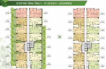 Cần tiền bán lỗ căn hộ Luxgarden A12A-10, tầng 12A, 3PN, căn góc view đẹp nhất dự án. Giá 2,25 tỷ