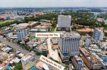 Cần tiền nên bán sớm căn hộ Kingston K7-12A, lầu 7, 2PN, nhà sắp bàn giao cuối năm. Giá 4,45 tỷ