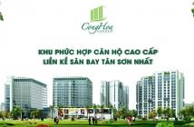 Bán căn hộ Cộng Hòa Garden ngay Sân Bay, 70m2, 2PN, giá 2 tỷ, nhận nhà ngay, full Nội Thất