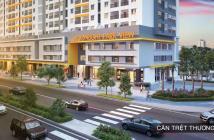 Bán căn cuối Officetel mặt tiền đường số 7 liền kề Aeon mall Tên Lửa giá 1,3 tỷ