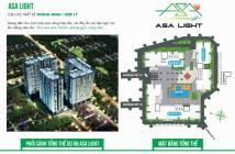 Bán lỗ căn 2PN Asa Light, thanh toán 200tr nhận nhà, chiết khấu 1%, hỗ trợ vay, gọi 0988732593