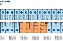 Cần nhượng lại căn Officetel River Gate 26m2, 1.6 tỷ tầng cao, block B, view city. LH 0909182993