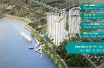 Căn hộ liền kề Bình Thạnh, giá chỉ 1,28 tỷ/căn 2 phòng ngủ View sông